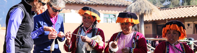 Artisanat péruvien © Tirawa