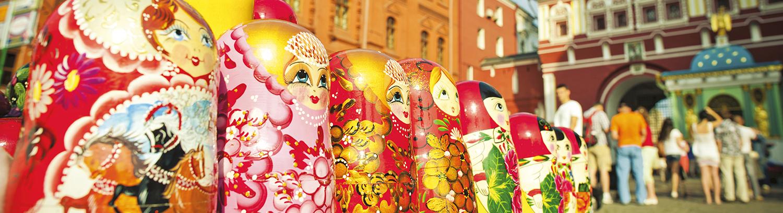 Poupées russes ©Salaun Istock