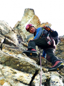 guide - haute montagne - Alpes - France - ©Allibert Trekking Sylvain